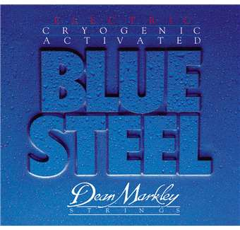 JOC CORDES DEAN MARKLEY BLUE STEEL 10-46