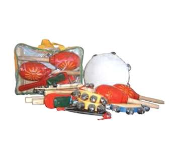 KIT DE PERCUSSIÓ INFANTIL