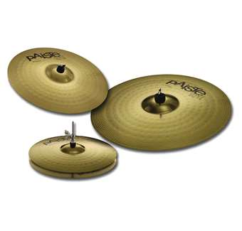 PAISTE SERIE 101 BRASS RIDE DE 20""