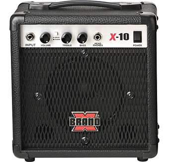 BRANX X-10 BY FENDER