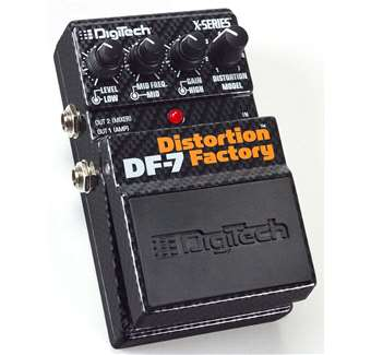 DIGITECH DF-7 DISTORTION FACTORY OFERTA LIQUIDACIO
