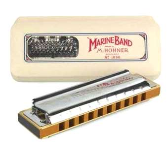 HOHNER MARINE BAND EN DO