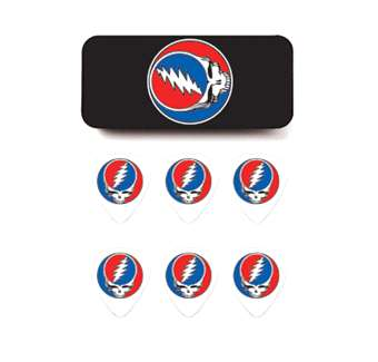 LLAUNA DE 6 PUES GRATEFUL DEAD SYF BLACK