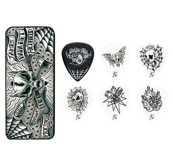 LLAUNA DE 6 PUES METALLICA  JAMES HETFIELD