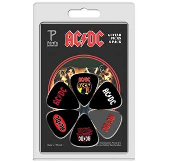 PACK 6 PUES AC/DC 1
