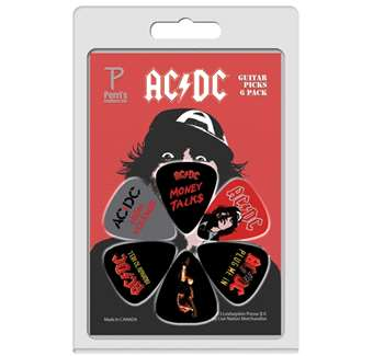 PACK 6 PUES AC/DC 2