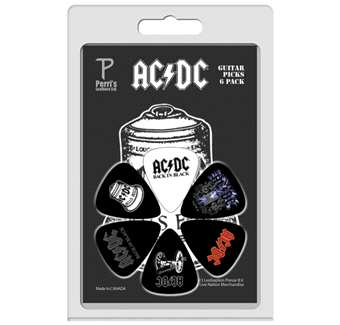 PACK 6 PUES AC/DC 3