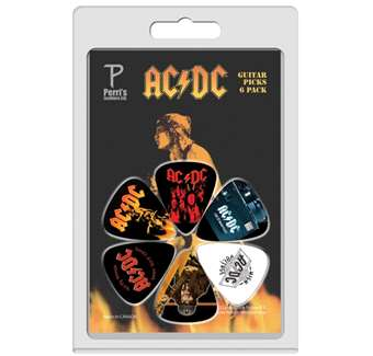 PACK 6 PUES AC/DC 4